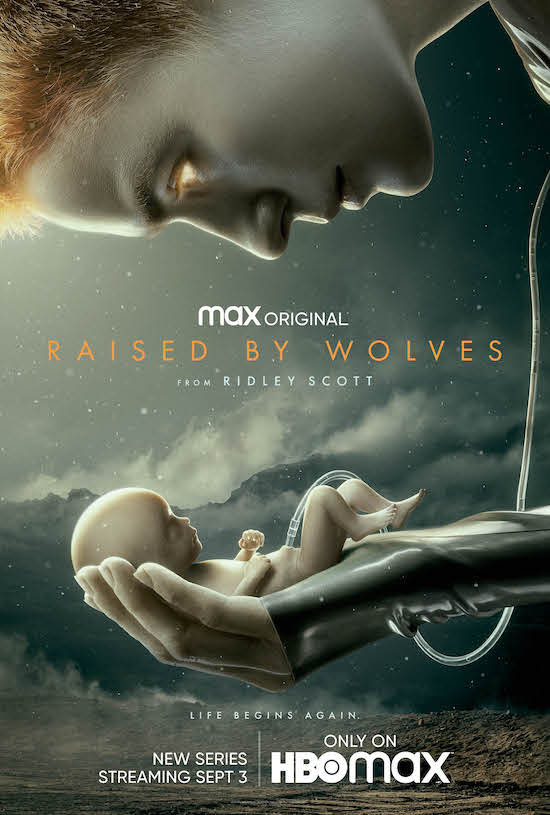 Raised by Wolves premiere date