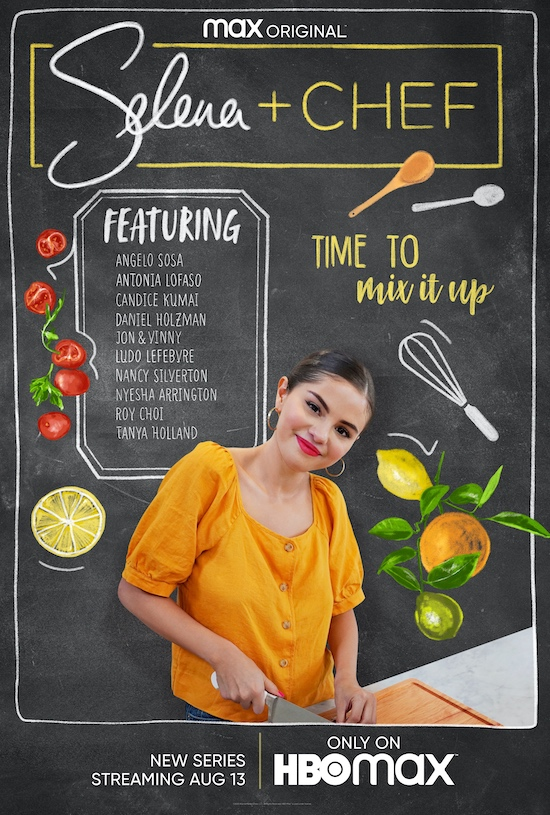 Selena and Chef trailer