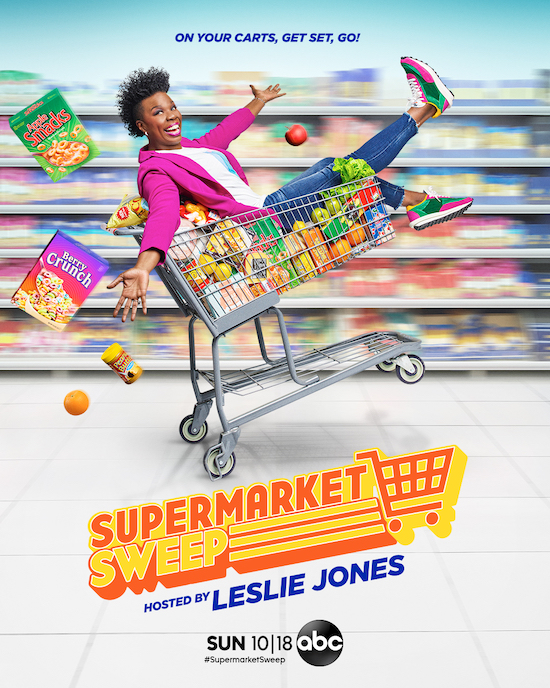 SUPERMARKET SWEEP teaser