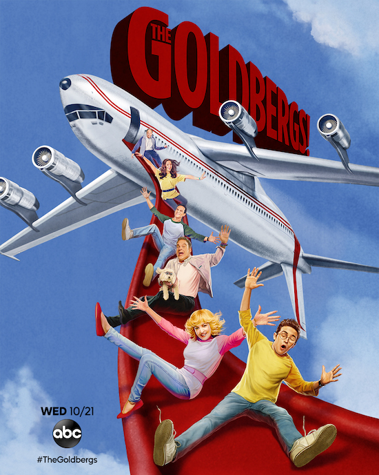 THE GOLDBERGS Season 8