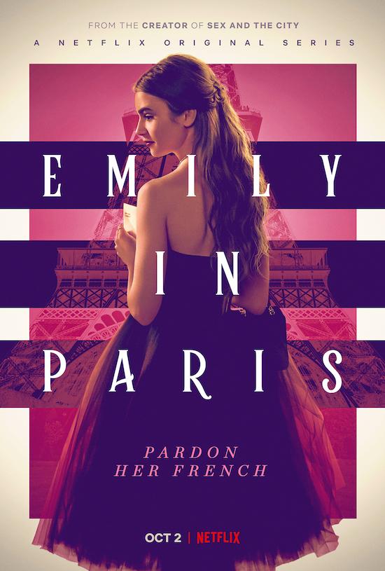 Emily in Paris Release Date