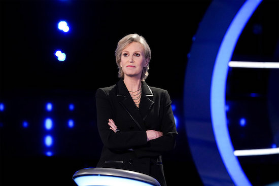 Jane Lynch Weakest Link interview