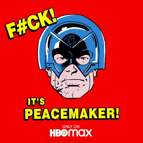 Peacemaker series HBO MAx
