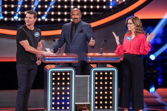 WEAKEST LINK, CELEBRITY FAMILY FEUD, and TRANSPLANT