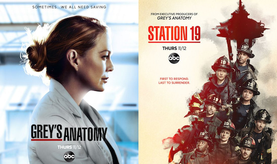 grey's anatomy and station 19 crossover