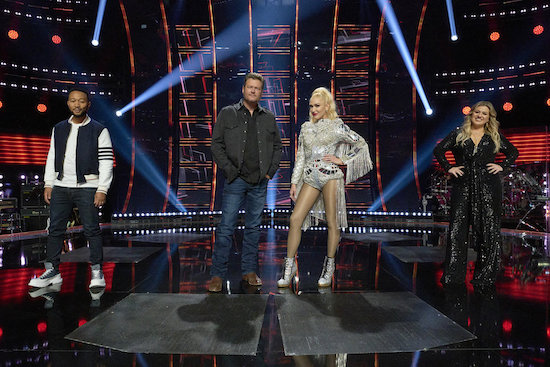 THE VOICE, BIG BROTHER, MANHUNT: DEADLY GAMES