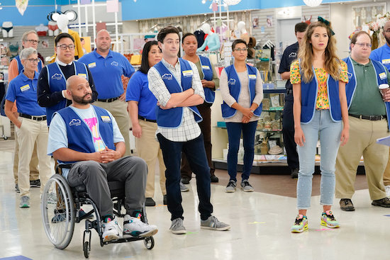 SUPERSTORE, SUPERNATURAL, CONNECTING