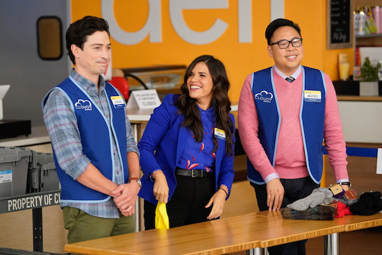 Superstore Season 6 Ben Feldman interview