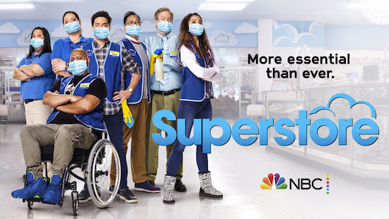 Superstore series finale title