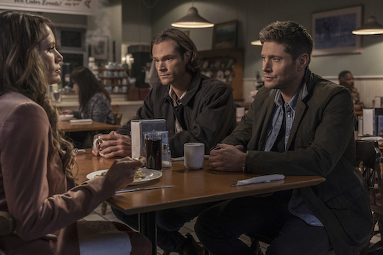 BIG BROTHER, SUPERNATURAL, CONNECTING