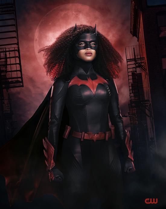 Batwoman season 2 Batsuit