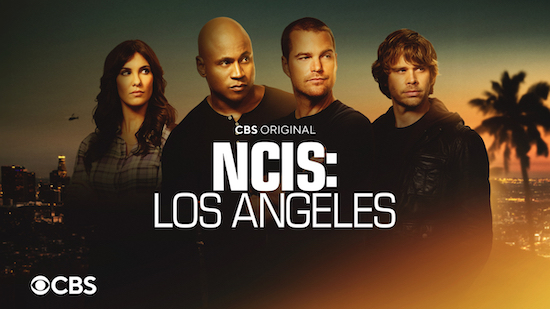 NCIS: LOS ANGELES renewed