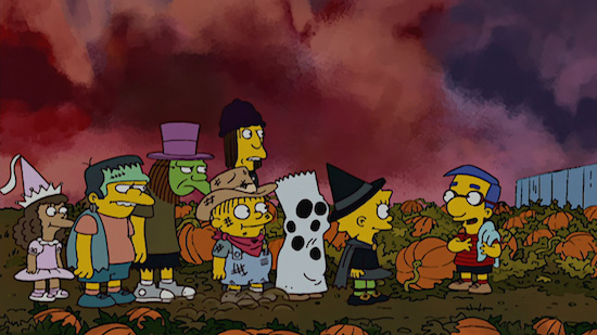 The Simpsons Best Treehouse of Horror