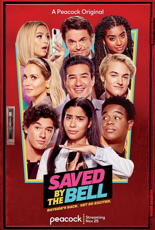 SAVED BY THE BELL trailer