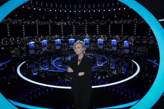 THE VOICE and WEAKEST LINK