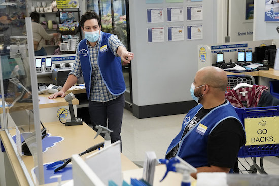 Superstore Ben Feldman Episode 100