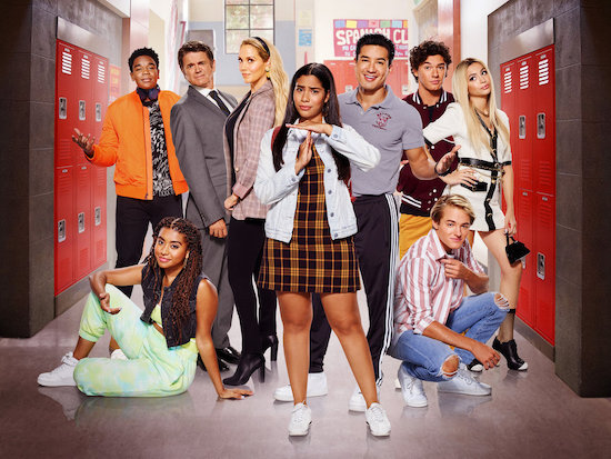 Saved by the Bell new cast