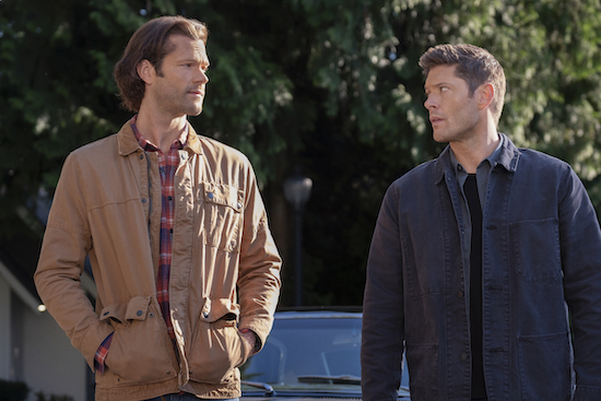 SUPERNATURAL, GREY'S ANATOMY, LAW & ORDER: SPECIAL VICTIMS UNIT