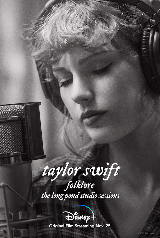 Taylor Swift folklore concert