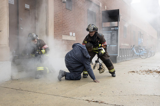 SEAL TEAM, CHICAGO FIRE, CHICAGO P.D.