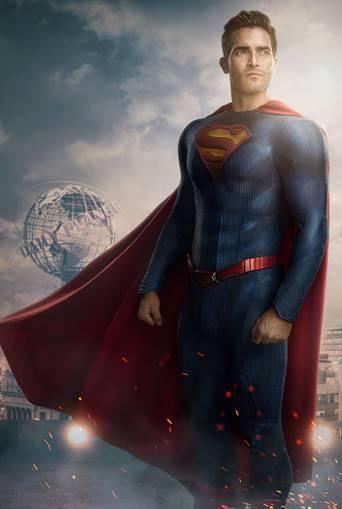 Superman and Lois suit