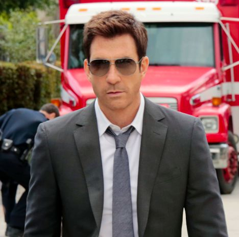 Dylan McDermott Organized Crime