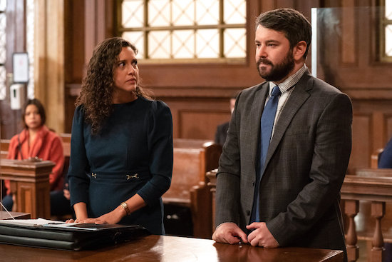 SVU 'Turn Me On Take Me Private' spoilers