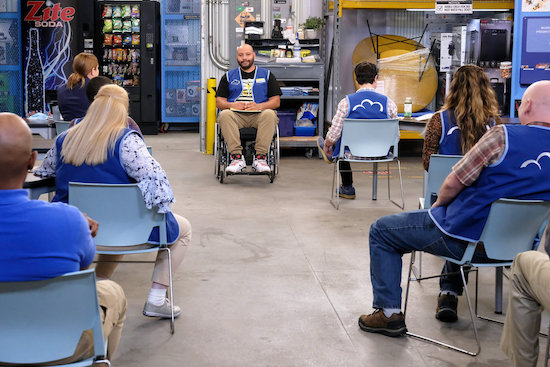 SUPERSTORE, LAW & ORDER: SPECIAL VICTIMS UNIT, THE HUSTLER
