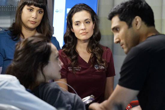 Chicago Med Natalie Crockett spoilers