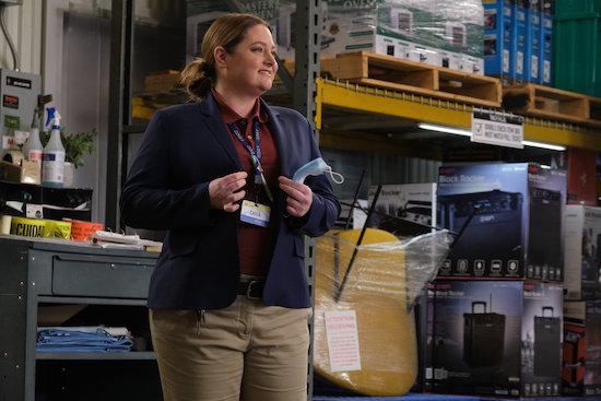 Superstore Lauren Ash interview