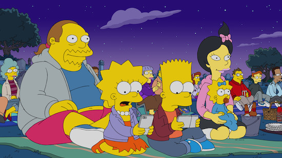 THE GREAT NORTH, THE SIMPSONS, THE ROOKIE