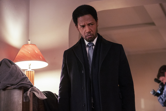 The Equalizer Tory Kittles interview