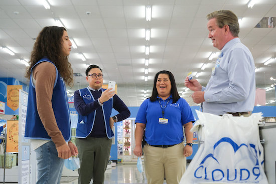 WALKER and SUPERSTORE