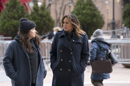 LAW & ORDER: SPECIAL VICTIMS UNIT: 'Hunt, Trap, Rape, and Release' Photos