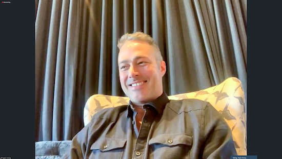 Chicago Fire Taylor Kinney interview 2021