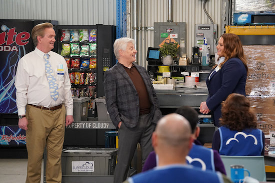 SUPERSTORE, GREY'S ANATOMY, A MILLION LITTLE THINGS