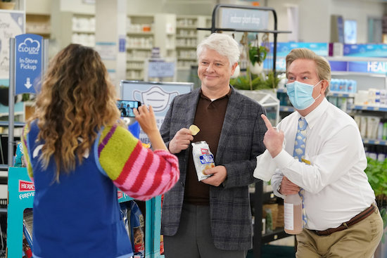 Superstore Amy return