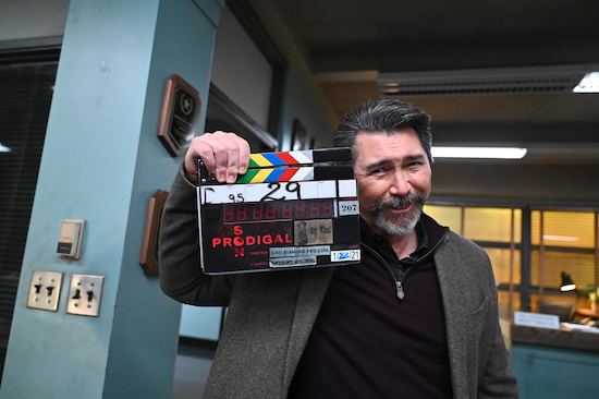 Prodigal Son Lou Diamond Phillips directing