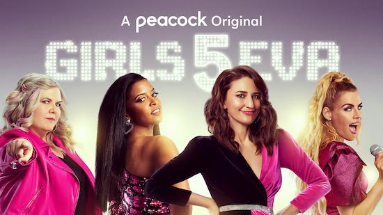 GIRLS5EVA premiere date