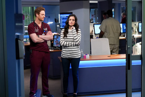 CHICAGO MED, SEAL TEAM, A MILLION LITTLE THINGS