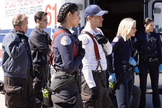 Chicago Fire season 9 finale spoilers