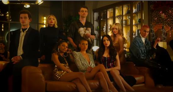 Gossip Girl reboot trailer