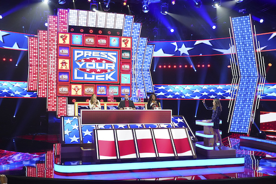 Press Your Luck 4th of July Spectacular
