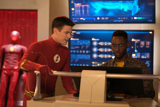AMERICA'S GOT TALENT and THE FLASH