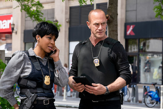 LAW and ORDER ORGANIZED CRIME season 1 finale