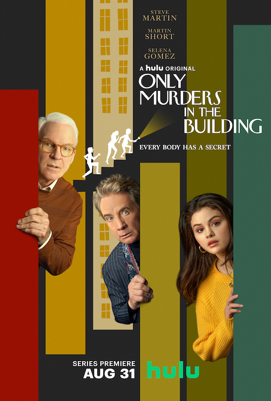 ONLY MURDERS IN THE BUILDING trailer