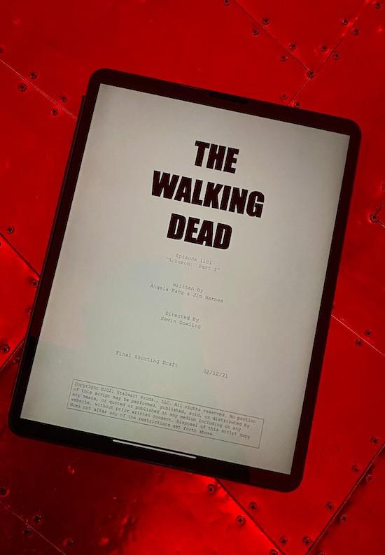 THE WALKING DEAD Season 11 Episode titles