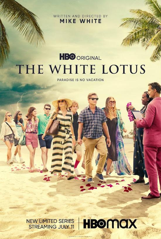THE WHITE LOTUS trailer
