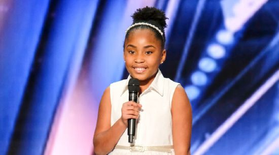 America's Got Talent Victory Brinker