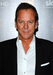 Kiefer Sutherland The First Lady